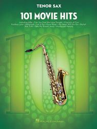 Various  Sheet Music 101 Movie Hits Song Lyrics Guitar Tabs Piano Music Notes Songbook