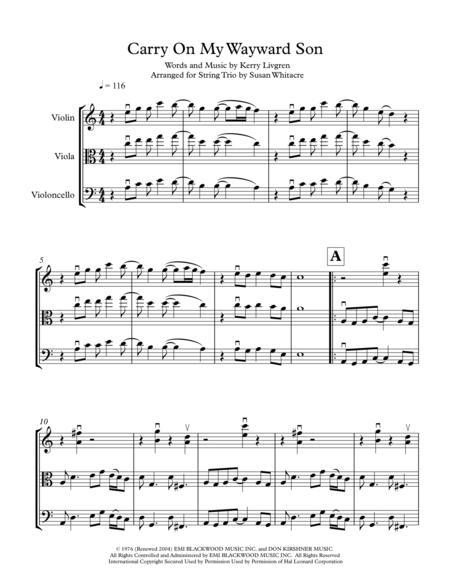 Partitions à télécharger de Kansas chez Sheetmusicplus Digital Print