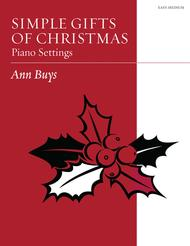 Simple Gifts of Christmas sheet music