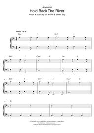 James Bay Sheet Music To Download And Print World Center
