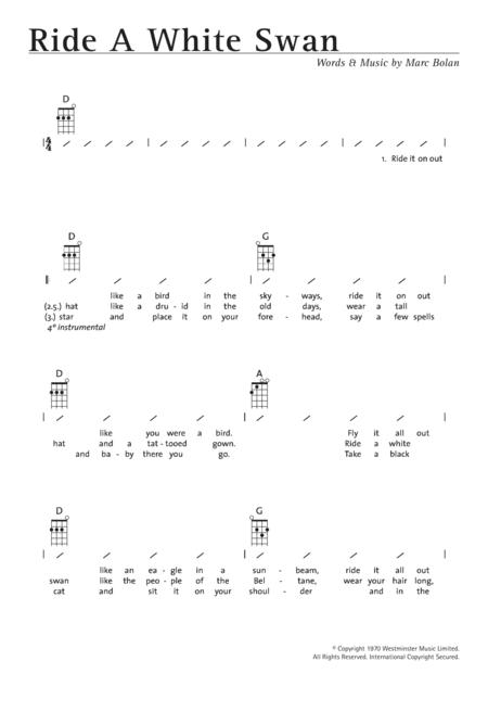 T Rex Sheet Music To Download And Print World Center Of Digital