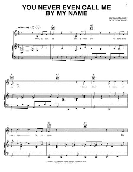 David Allen Coe Sheet Music To Download And Print World Center Of