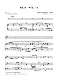 Silent Worship (from Tolmeo HWV25) sheet music