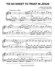 'Tis So Sweet To Trust In Jesus sheet music