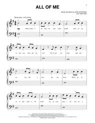 piano notes for all of me