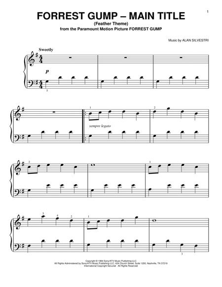 Alan Silvestri sheet music to download and print - World