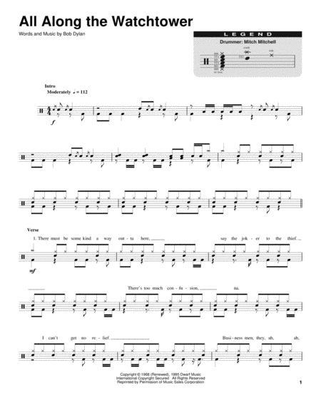 Jimi Hendrix Scores Pdf