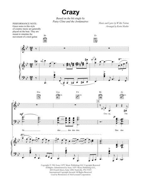 Outstanding Crazy Ukulele Chords Patsy Cline Gallery Beginner