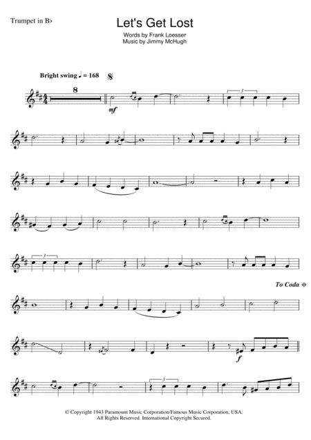 Chet Baker Sheet Music To Download And Print World Center Of