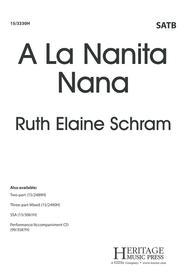 A La Nanita Nana sheet music