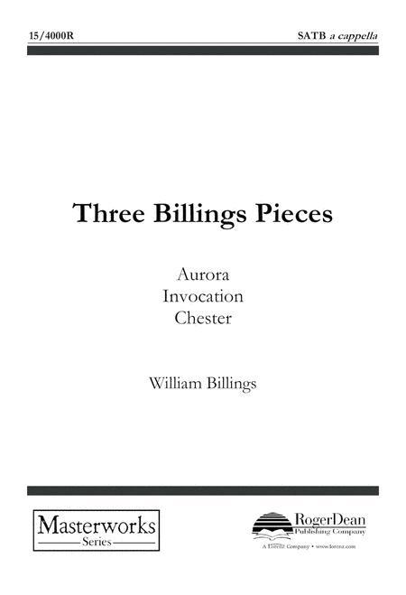 Buy Sheet Music William-Billings