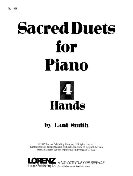 Download Digital Sheet Music for 1 Piano, 4 hands