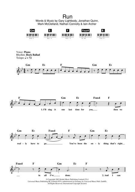 Download Digital Sheet Music Of Leona Lewis For Piano Solo