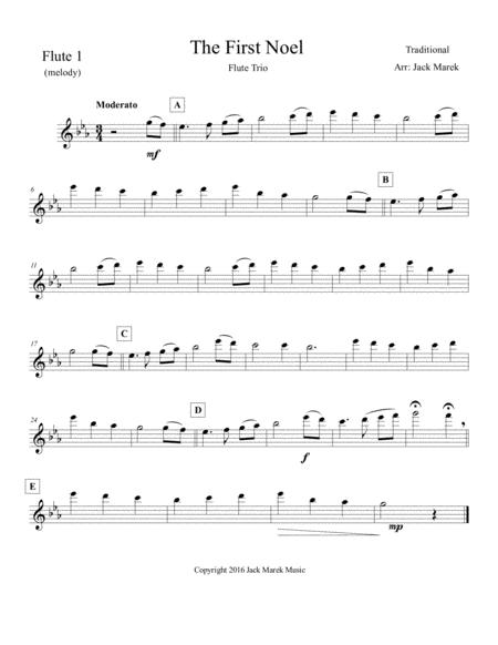 joyeux noel sheet music to download and print - World center of ...