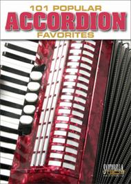 Sheet Music 101 Popular Accordion Favorites Song Lyrics Guitar Tabs Piano Music Notes Songbook