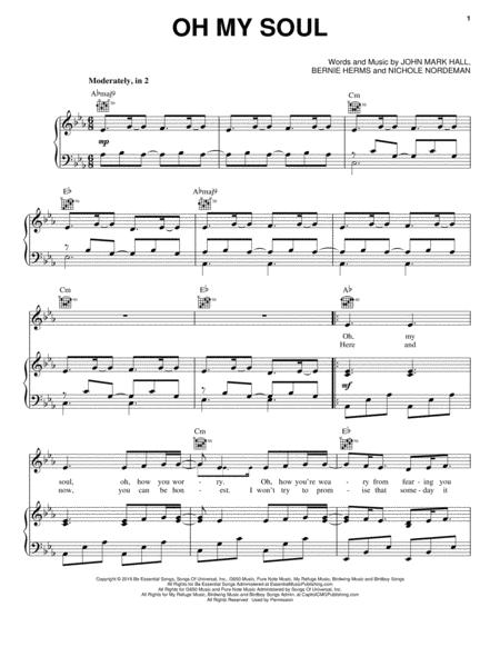 Casting Crowns sheet music to download and print - World center of ...