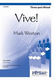 Vive! sheet music