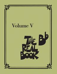The Real Book - Volume V sheet music