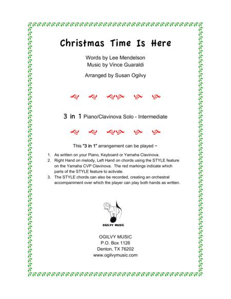 Vince Guaraldi Sheet Music To Download And Print World Center Of