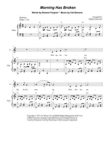 Download Digital Sheet Music for Vocal duet, Piano