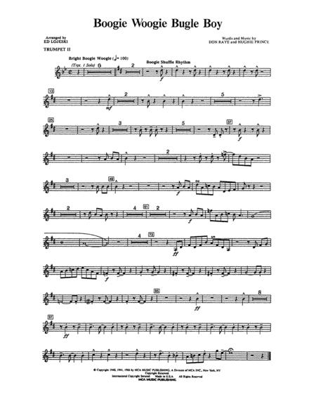 Download The Andrews Sisters Digital Sheet Music And Tabs