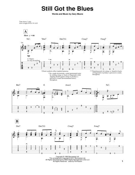 Guitar Solo 8 Pages Published By Hal Leonard Digital Sheet Music Hx 362283 Guitar Solo Blues Pop Hal Leonard Digital Sheet Music