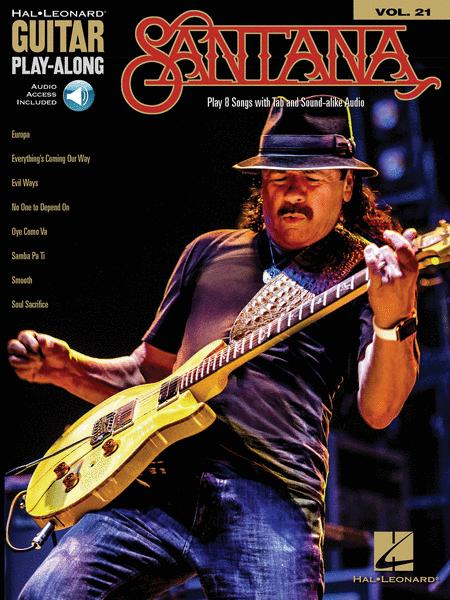 Carlos Santana -- Dance of the Rainbow Serpent, Vol 2: Soul (Authentic Guitar TAB) mobi download boo