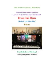 """""""Bring Him Home"""" for Piano sheet music"""