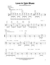 robert johnson guitar tabs pdf