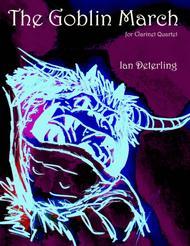 The Goblin March (for Clarinet Quartet) sheet music