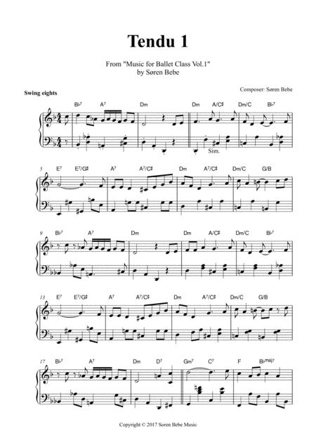 Download Digital Sheet Music of blues en la for Piano solo