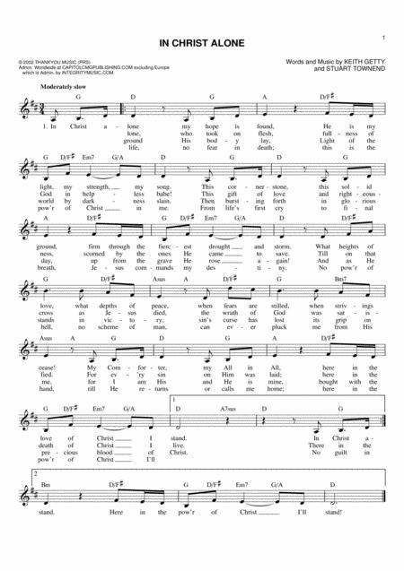 Newsboys Sheet Music To Download And Print World Center Of Digital