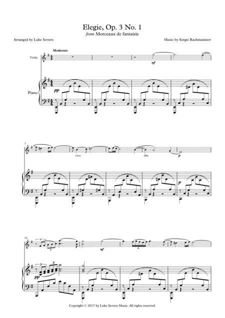 rachmaninoff prelude op 3 no 2 sheet music pdf