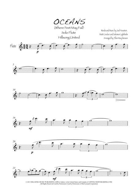 Hillsong-United - Partitions musicales à imprimer - Mondial de la ...