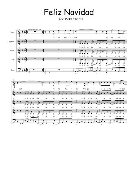 Jose Feliciano sheet music to download and print - World center of ...