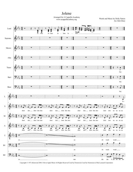 Dolly-Parton sheet music to download and print - World center of ...