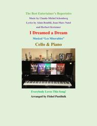 """""""I Dreamed A Dream"""" for Cello and Piano sheet music"""