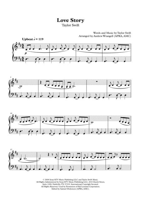 Buy Taylor Swift Sheet Music Swift Taylor Music Scores