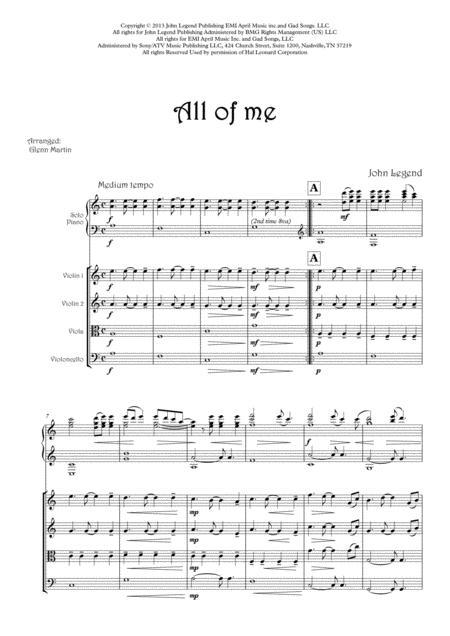 Telecharger Partitions De John Legend Partitions Musicales Imprimer