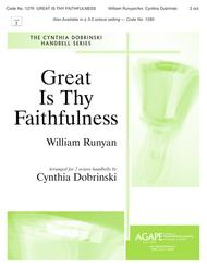 Great is thy faithfulness pdf