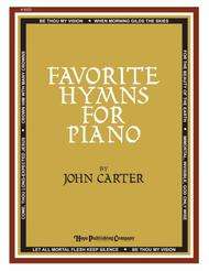 Favorite Hymns for Piano sheet music
