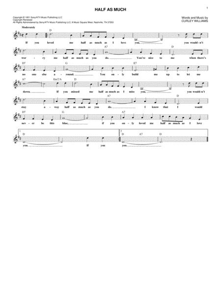 Hank Williams Sheet Music To Download And Print World Center Of