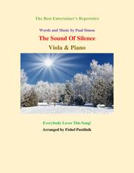 """The Sound Of Silence"" for Viola and Piano sheet music"