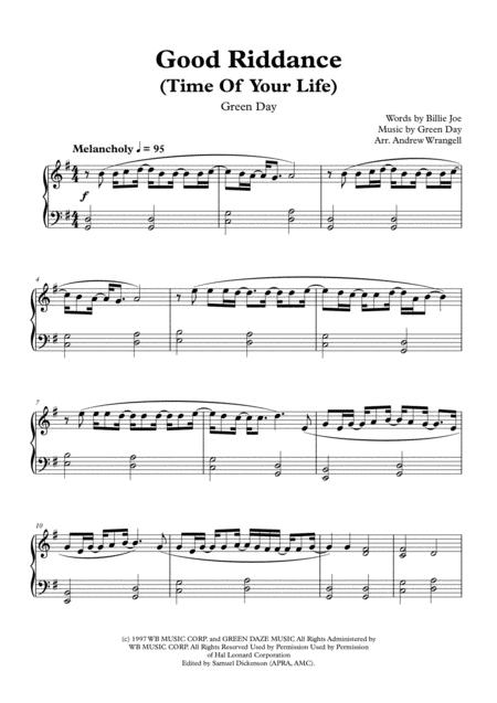Download Digital Sheet Music of Andrew Lippa for Piano solo