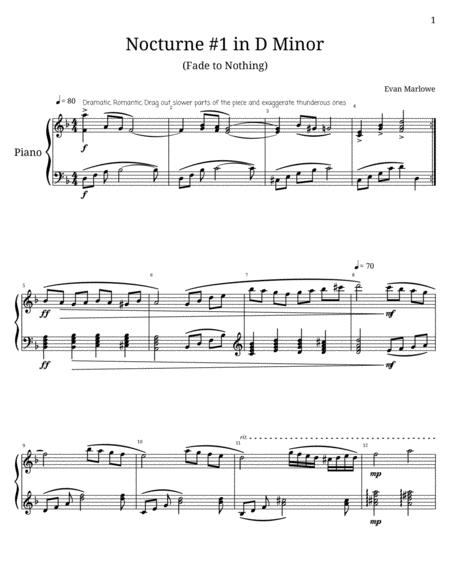 Download Digital Sheet Music of EUPHONIUM for Piano solo