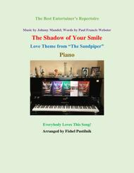 """The Shadow Of Your Smile"" (with Improvisation) for Piano sheet music"