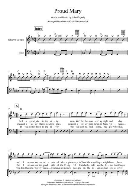 Buy Creedence Clearwater Revival Sheet music, Tablature books, scores