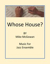 Whose House? sheet music
