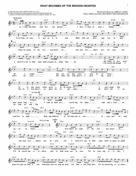 Paul Young sheet music to download and print - World center of ...