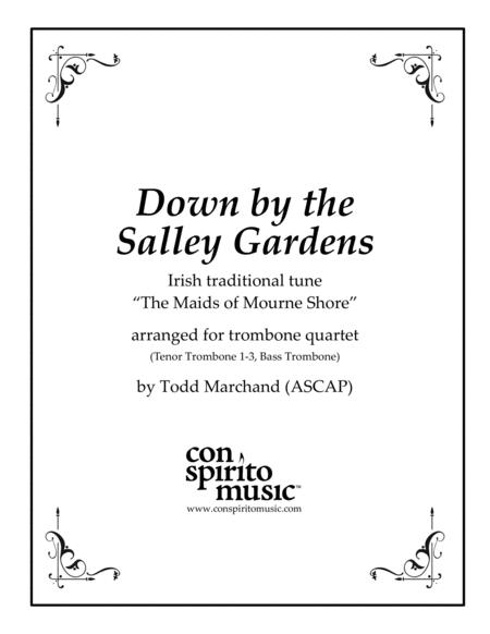 Down by the Salley Gardens sheet music to download and print - World